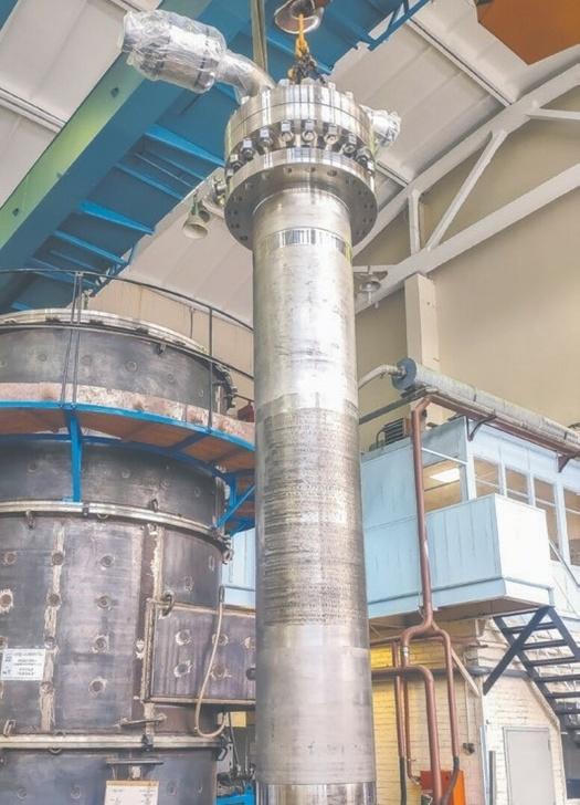 ОКБМ уже производит насосы, которые перекачивают газ на большой глубине при -162 °C. Настало время заняться криогенным судовым оборудованием